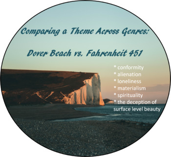 Comparing a Theme Across Genres: Dover Beach and Fahrenheit 451