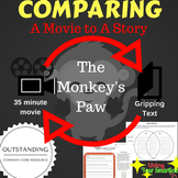Comparing a story to a video - The Monkey's Paw