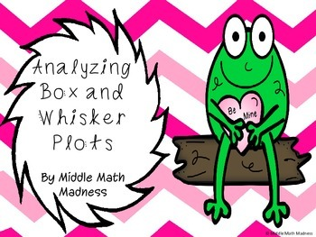 Comparing and Analyzing Box and Whisker Plots