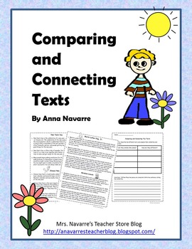 Comparing and Connecting Texts