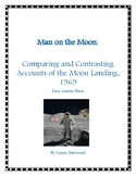 Comparing and Contrasting Accounts of the 1969 Moon Landing (Informational Text)