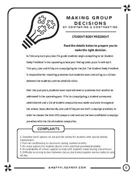 compare and contrast decision making styles Inventory to compare the decision making of american business leaders with   in contrast, the japanese and chinese decision styles reflect comparatively.