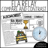 Comparing and Contrasting Activity: Reading Passages Game