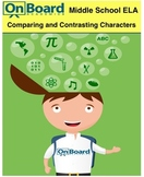 Comparing and Contrasting Characters-Interactive Lesson