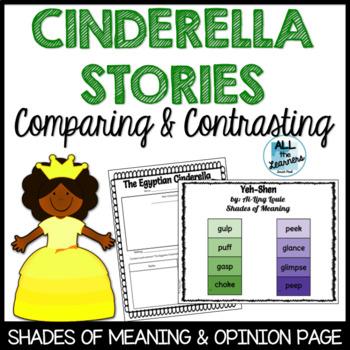 cinderella parody short story