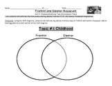 Comparing and Contrasting Eleanor Roosevelt and FDR - 3.RI.9
