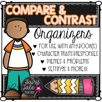Comparing and Contrasting Graphic Organizers