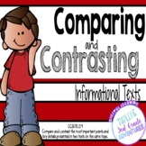 Comparing and Contrasting Informational Text RI.3.9