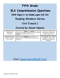 Comparing & Contrasting - McGraw Hill Reading Wonders Seri