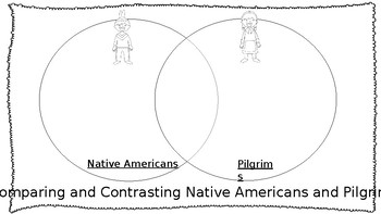 Comparing and Contrasting Native Americans and Pilgrims