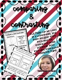 Comparing and Contrasting Printables