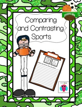 Comparing and Contrasting Sports