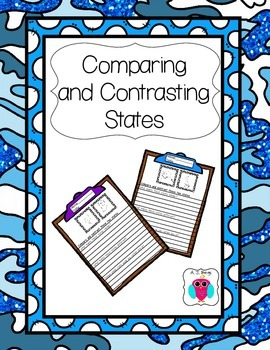 Comparing and Contrasting States