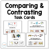 Comparing and Contrasting Task Cards
