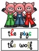 Comparing and Contrasting- Three Little Pigs/Three Billy G