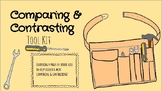 Comparing and Contrasting Visual Aid Tool Kit
