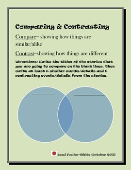 Comparing and Contrasting Writing Assessment Practice Prompt #3