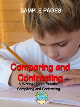 Comparing and Contrasting Writing Unit (SAMPLE)