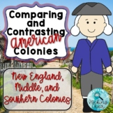 Comparing and Contrasting the Colonies ~ Extension for Your GAT