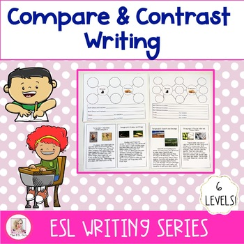 Compare and Contrast with Double Bubbles: An ESL Writing Activity