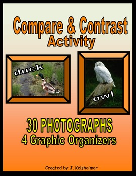Comparing and Contrasting with Photographs