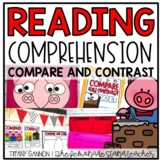 Compare and Contrast Activities and Worksheets | Distance