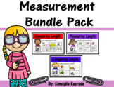 Comparing and Measuring Length (non-standard units) Measur
