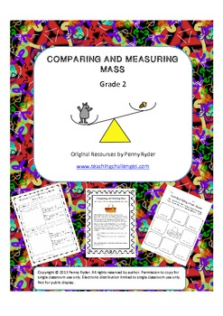 Comparing and Measuring Mass
