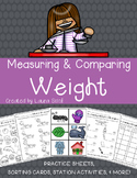 Comparing and Measuring Weight Pack