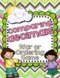 Comparing and Ordering Decimals - 2 Games in 1