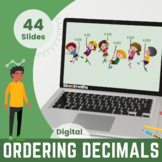 Comparing and Ordering Decimals 4th Grade Activities
