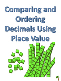 Comparing and Ordering Decimals Using Place Value