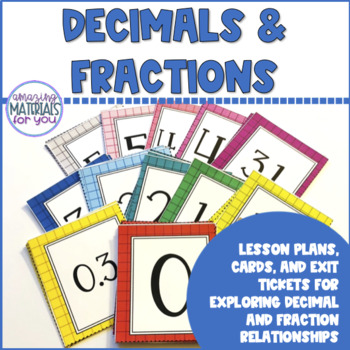Comparing and Ordering Decimals and Fractions