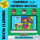 Comparing and Ordering Fractions Boom Learning℠ | Spring