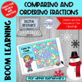 Comparing and Ordering Fractions Boom Learning℠ | Winter