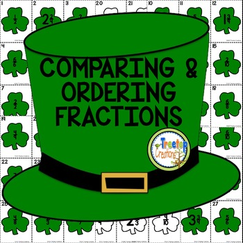 Comparing and Ordering Fractions (March)