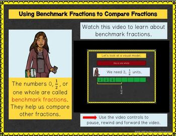 Comparing Fractions and Ordering for Google Drive®