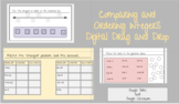 Comparing and Ordering Integers Digital Activity for Google