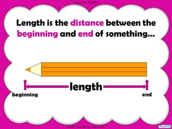 Comparing and Ordering Lengths