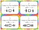 Comparing and Ordering Negative Fractions and Decimals Task Cards