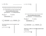 Comparing and Ordering Rational Numbers INB Worksheets
