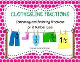 Building a Fraction Number Line