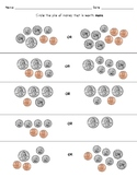 Comparing coins