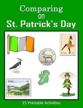 Comparing on St. Patrick's Day (Compare and Contrast)
