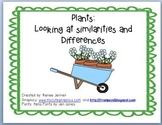 Comparing plants