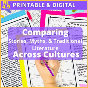 Comparing Stories, Myths, and Traditional Literature from Different Cultures