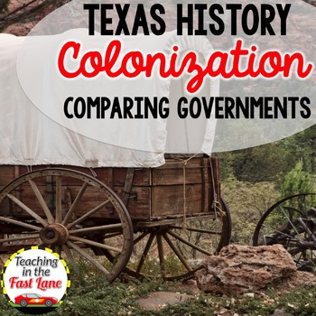 Comparing the Governments of Spain and Mexico in Texas
