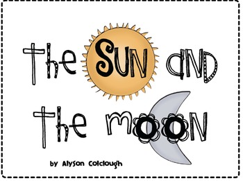 Comparing the Sun and the Moon
