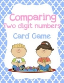 Comparing two digit numbers Game
