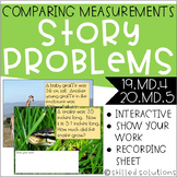 Comparing with Measurement
